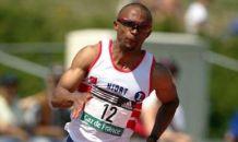 Lueyi DOVY - 200m 200 m - Championnats de France Elite - Finale - 16.07.2005 - Angers- Athle Athletisme - hauteur action